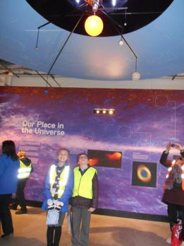 Year 5 - Jodrell Bank Discovery Centre, Manchester - November 2015 2