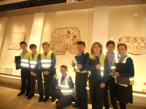 The British Museum, London - Ancient Egypt - Year 6 - February 2016 9