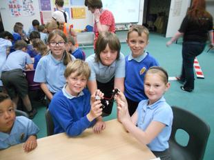 Enginuity, Ironbridge -  Year 4 linked to Science and Design Technology - June 2015 3