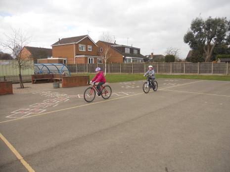 Level 1 and 2 Bikeability - March 2015 3