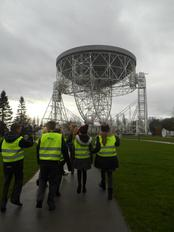 Jodrell Bank Discovery Centre, Manchester - Space, Earth and Gravity - Year 5 - November 2015 1