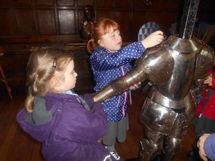 Tamworth Castle, Tamworth - Castles - Year 1 - April 2016 2