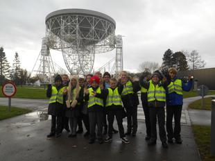 Jodrell Bank Discovery Centre, Manchester - Space, Earth and Gravity - Year 5 - November 2015 8