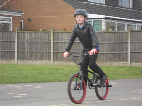 Level 1 and 2 Bikeability - March 2015 4