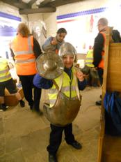 Tamworth Castle, Tamworth - Castles - Year 1 - April 2016 4