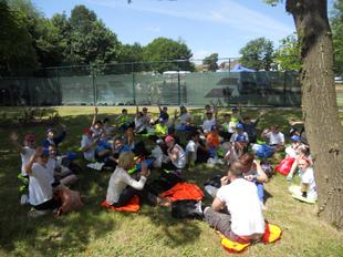 Aegon Classics Tennis - Birmingham - June 2015, Year 5 and 6. 4