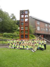 Enginuity, Ironbridge -  Year 4 linked to Science and Design Technology - June 2015 20