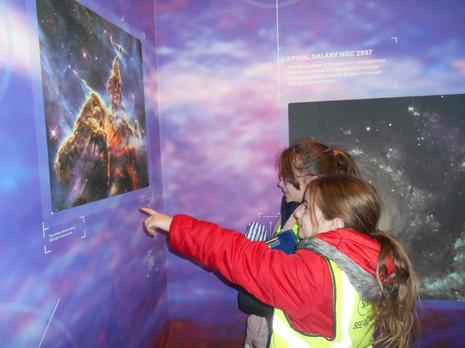 Year 5 - Jodrell Bank Discovery Centre, Manchester - November 2015 3