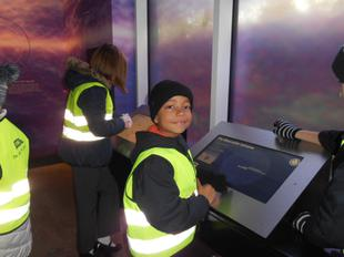 Jodrell Bank Discovery Centre, Manchester - Space, Earth and Gravity - Year 5 - November 2015 4