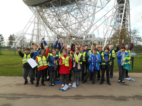Year 5 - Jodrell Bank Discovery Centre, Manchester - November 2015 1
