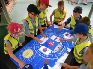 Enginuity, Ironbridge -  Year 4 linked to Science and Design Technology - June 2015 19