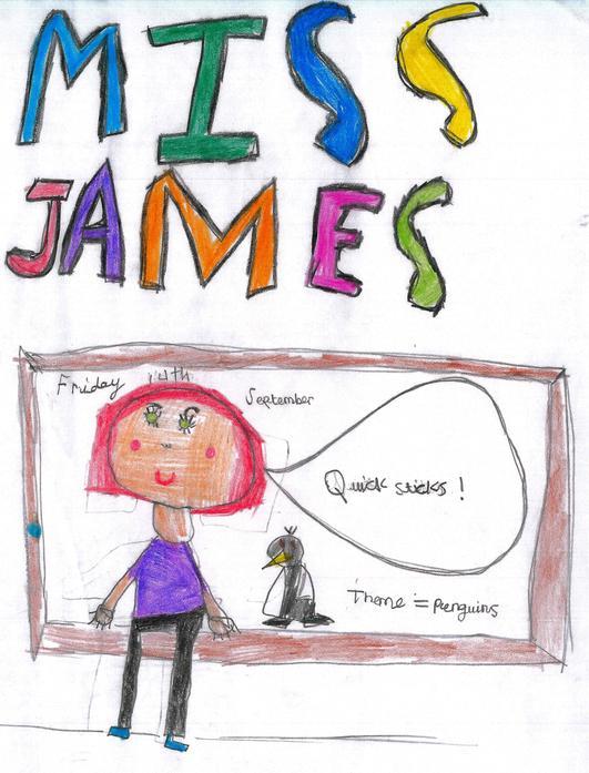 Miss James (2EJ)