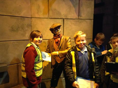 Cadbury World, Birmingham - Year 4 - Theme of 'CHOCOLATE' - Cross curricular link to : English, Art/DT, History & Computing - February 2016 7
