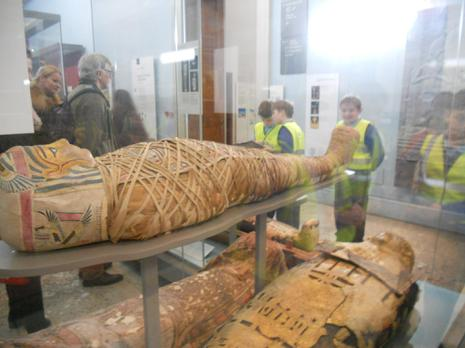 The British Museum, London - Ancient Egypt - Year 6 - February 2016 6