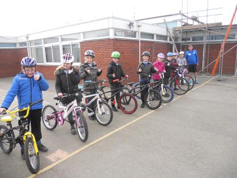 Level 1 and 2 Bikeability - March 2015 1