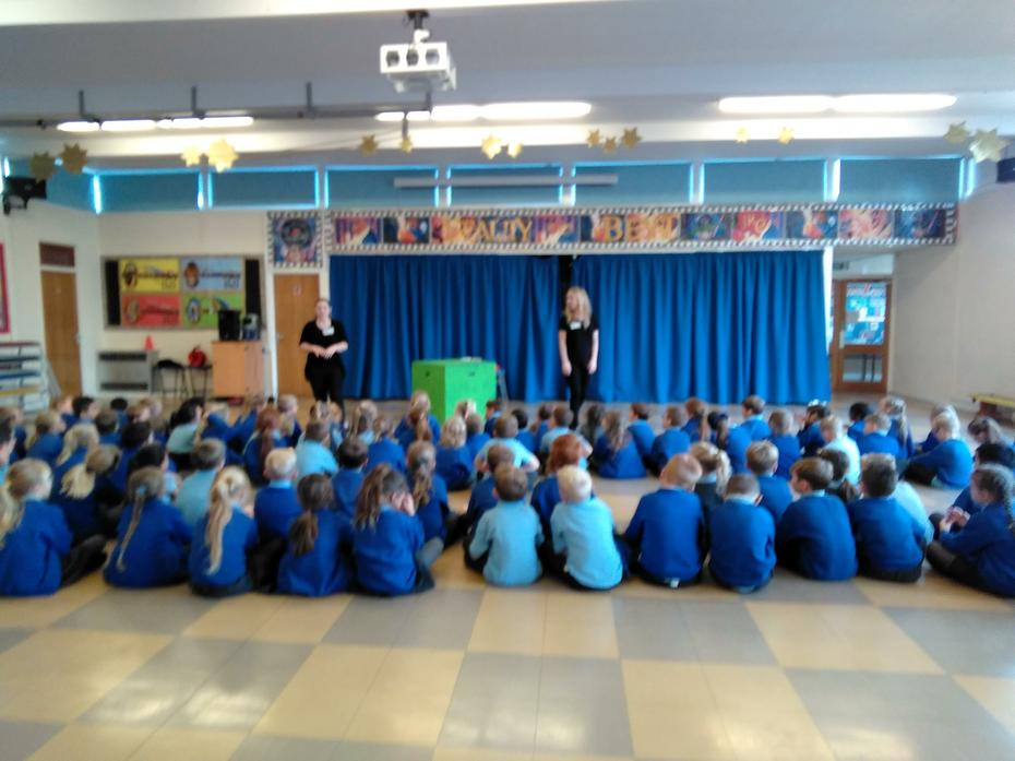Whole School Anti-Bullying Assembly