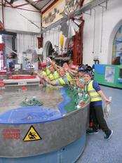Enginuity, Ironbridge -  Year 4 linked to Science and Design Technology - June 2015 16