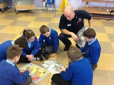 Fire Safety - Nuneaton and Bedworth Fire Brigade - Year 5 4