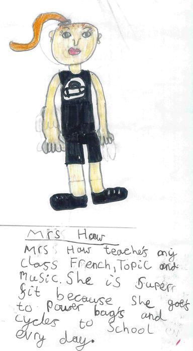 Mrs Haw