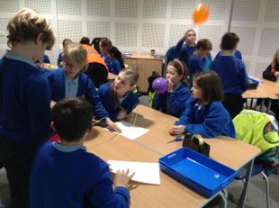 Jodrell Bank Discovery Centre, Manchester - Space, Earth and Gravity - Year 5 - November 2015 12