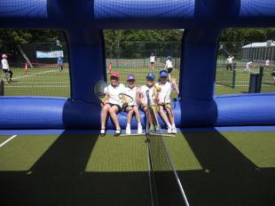 Aegon Classics Tennis - Birmingham - June 2015, Year 5 and 6. 17