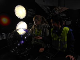 Jodrell Bank Discovery Centre, Manchester - Space, Earth and Gravity - Year 5 - November 2015 7