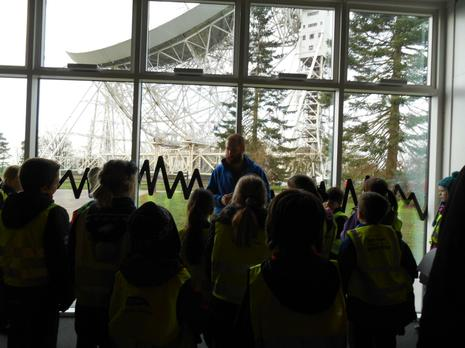 Year 5 - Jodrell Bank Discovery Centre, Manchester - November 2015 4
