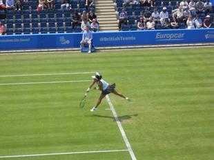Aegon Classics Tennis - Birmingham - June 2015, Year 5 and 6. 5