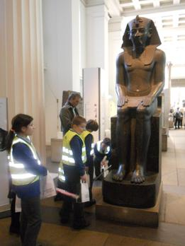The British Museum, London - Ancient Egypt - Year 6 - February 2016 14