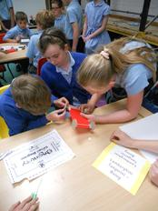 Enginuity, Ironbridge -  Year 4 linked to Science and Design Technology - June 2015 6