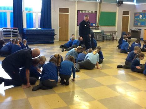 Fire Safety - Nuneaton and Bedworth Fire Brigade - Year 5 6