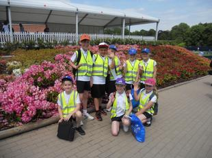 Aegon Classics Tennis - Birmingham - June 2015, Year 5 and 6. 6