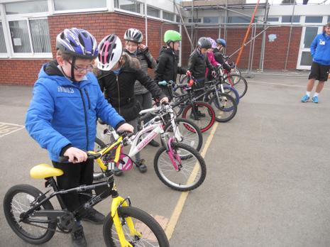 Level 1 and 2 Bikeability - March 2015 5