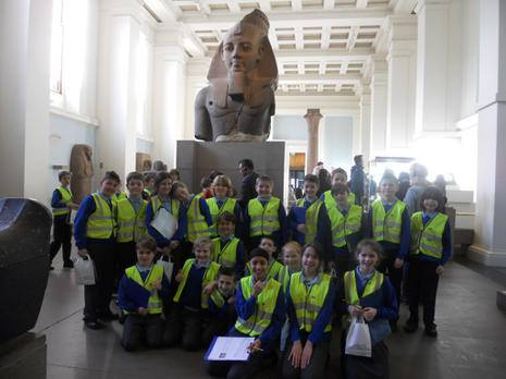 The British Museum, London - Ancient Egypt - Year 6 - February 2016 11