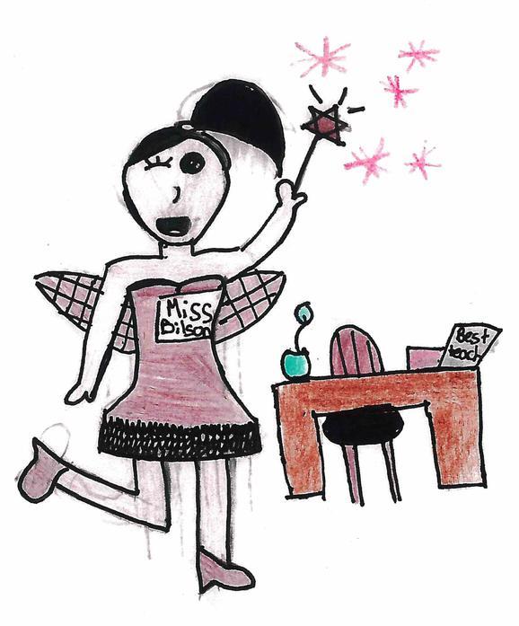 Miss Bilson (6SB)