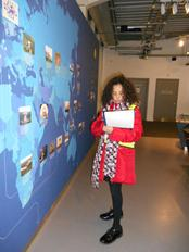 Jodrell Bank Discovery Centre, Manchester - Space, Earth and Gravity - Year 5 - November 2015 6