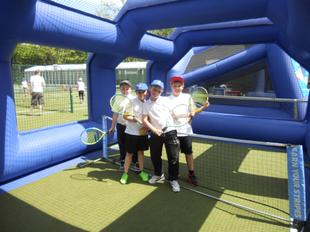 Aegon Classics Tennis - Birmingham - June 2015, Year 5 and 6. 14