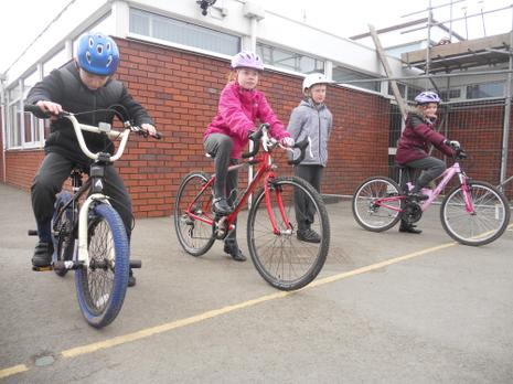 Level 1 and 2 Bikeability - March 2015 2