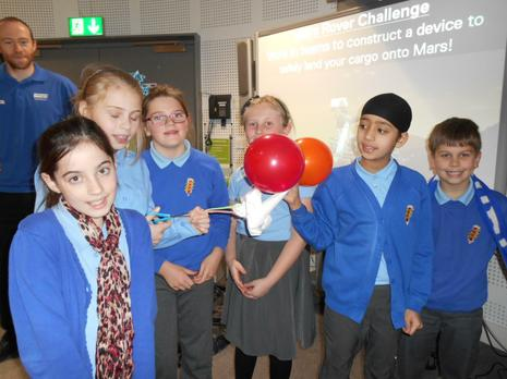 Year 5 - Jodrell Bank Discovery Centre, Manchester - November 2015 7