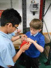 Enginuity, Ironbridge -  Year 4 linked to Science and Design Technology - June 2015 5