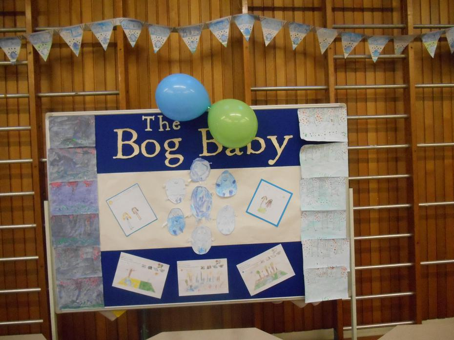 Our Brilliant Bog Baby Pictures