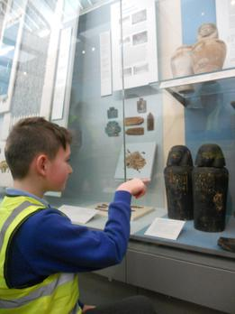 The British Museum, London - Ancient Egypt - Year 6 - February 2016 7