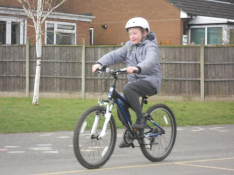 Level 1 and 2 Bikeability - March 2015 6