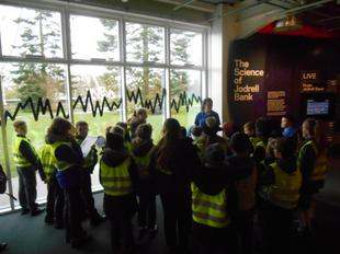 Jodrell Bank Discovery Centre, Manchester - Space, Earth and Gravity - Year 5 - November 2015 9