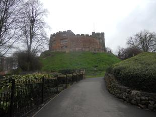Tamworth Castle, Tamworth - Castles - Year 1 - April 2016 1