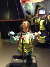 Jodrell Bank Discovery Centre, Manchester - Space, Earth and Gravity - Year 5 - November 2015 10