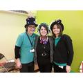 Staff hats!