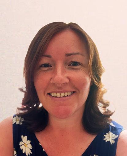 Nicola Gumbeer, Higher Level Teaching Assistant