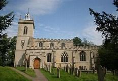 The Church of St Mary the Virgin, Weldon