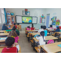 Pupils in Turkey learn about Romania